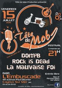 Tête de Mob Festival • Edition 2016